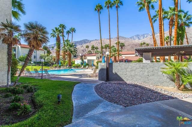 1490 S Camino Real #108, Palm Springs, CA 92264 (#21794790) :: Latrice Deluna Homes