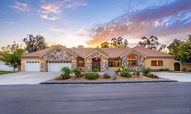 16072 Cross Fox Ct, Poway, CA 92064 (#210028770) :: Latrice Deluna Homes