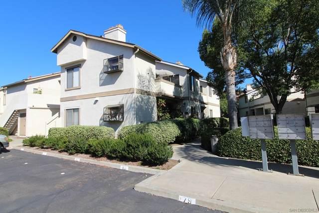 3638 Avocado Village Ct #71, La Mesa, CA 91941 (#210028776) :: The M&M Team Realty