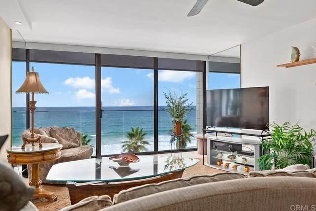 4767 Ocean Boulevard #405, San Diego, CA 92109 (#NDP2111690) :: Blake Cory Home Selling Team