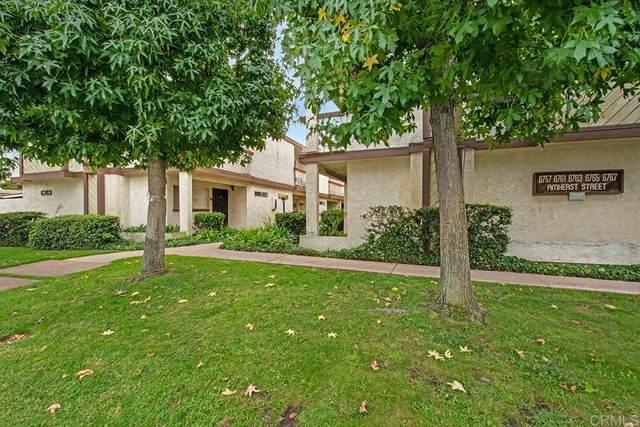 6763 Amherst Street C, San Diego, CA 92115 (#PTP2107187) :: Blake Cory Home Selling Team