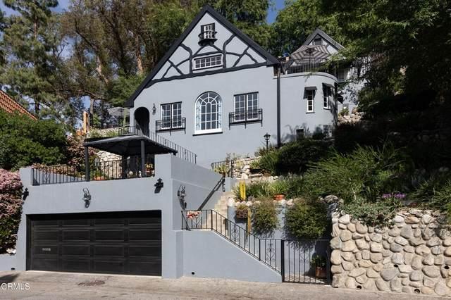 428 Redwood Drive, Pasadena, CA 91105 (#P1-7078) :: RE/MAX Masters