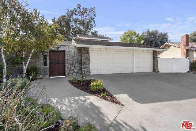 5803 Calmfield Avenue, Agoura Hills, CA 91301 (#21794964) :: Necol Realty Group