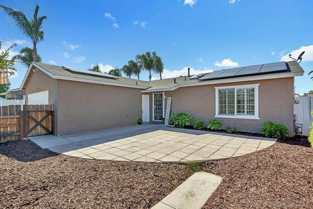 8626 Ian Way, Santee, CA 92071 (#210028781) :: Blake Cory Home Selling Team