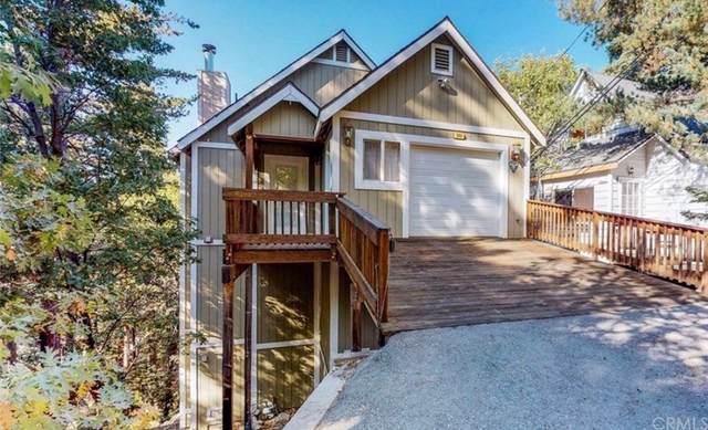 944 Mecham Drive, Lake Arrowhead, CA 92352 (#OC21227640) :: Blake Cory Home Selling Team
