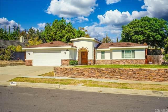 2243 El Rancho Vista, Fullerton, CA 92833 (#RS21227206) :: Necol Realty Group