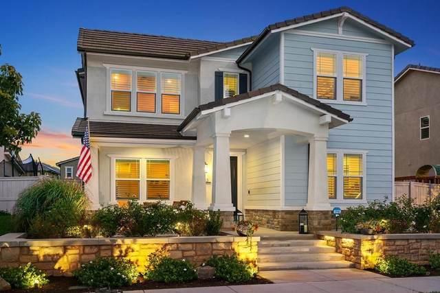 3023 Starry Night Drive, Escondido, CA 92029 (#210028783) :: Blake Cory Home Selling Team