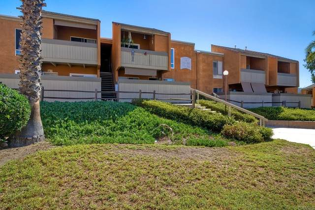 7727 Margerum Avenue #160, San Diego, CA 92120 (#PTP2107189) :: Blake Cory Home Selling Team
