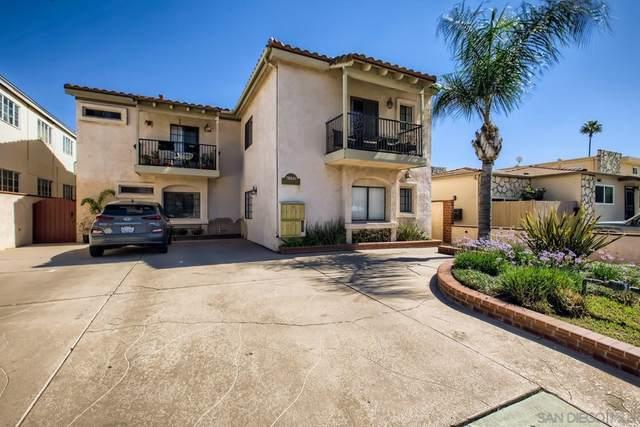 4153 Idaho St #9, San Diego, CA 92104 (#210028777) :: Necol Realty Group