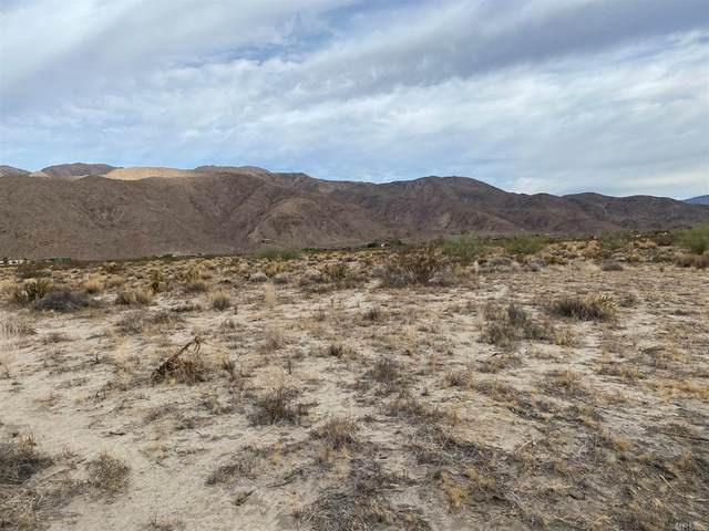 Lot 57 Indian Head Ranch Road, Borrego Springs, CA 92004 (#NDP2111699) :: Z REALTY