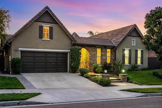 16066 Falcon Crest Dr, San Diego, CA 92127 (#210028785) :: Necol Realty Group