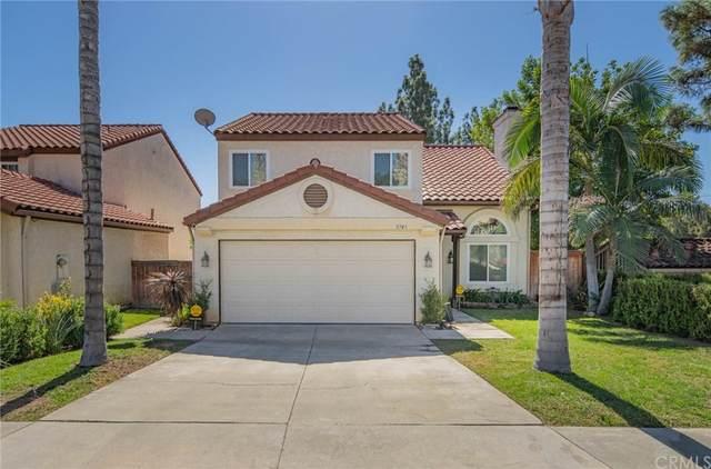 9743 Woodleaf Drive, Alta Loma, CA 91701 (#TR21227719) :: Randy Horowitz & Associates