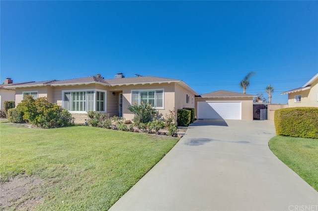 1027 S Glenn Alan Avenue, West Covina, CA 91791 (#SR21227519) :: Necol Realty Group