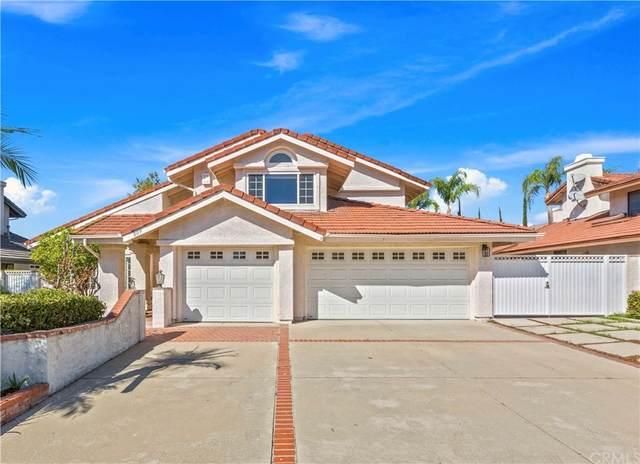 809 Crystal Water Lane, Walnut, CA 91765 (#WS21227547) :: Blake Cory Home Selling Team