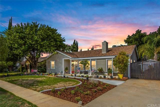816 W Fern Avenue, Redlands, CA 92373 (#EV21227127) :: McKee Real Estate Group Powered By Realty Masters & Associates