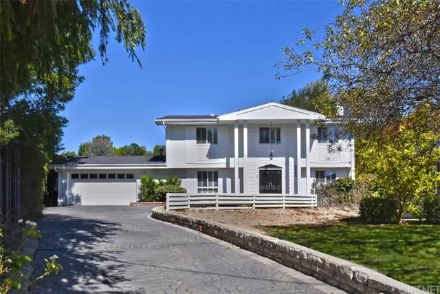 5560 Franrivers Avenue, Woodland Hills, CA 91367 (#SR21227431) :: Blake Cory Home Selling Team