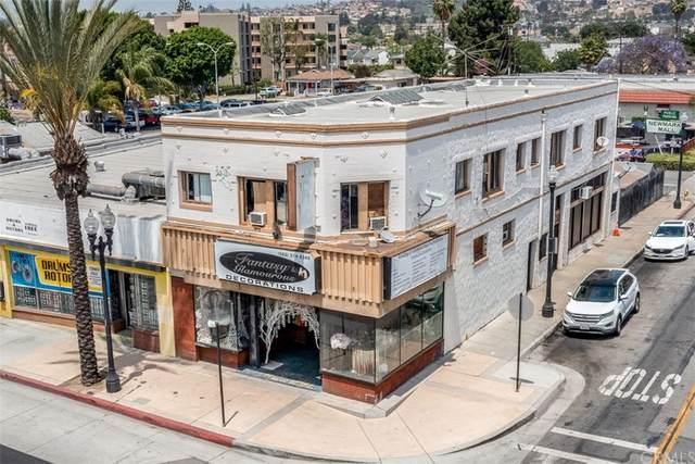 600 W Whittier Boulevard, Montebello, CA 90640 (#CV21227627) :: RE/MAX Empire Properties