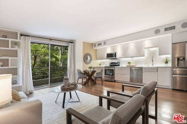 1131 Alta Loma Road #218, West Hollywood, CA 90069 (#21793990) :: Realty ONE Group Empire