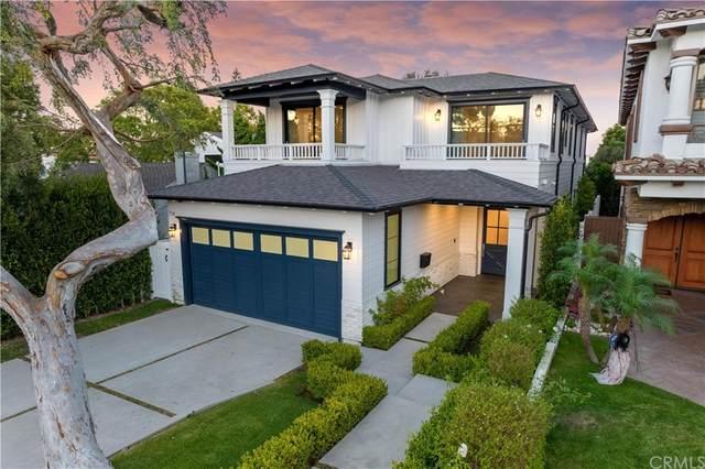 714 N Dianthus Street, Manhattan Beach, CA 90266 (#SB21224858) :: RE/MAX Empire Properties