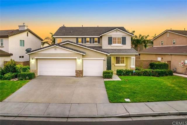 13041 Jardene Street, Eastvale, CA 92880 (#AR21227565) :: Necol Realty Group