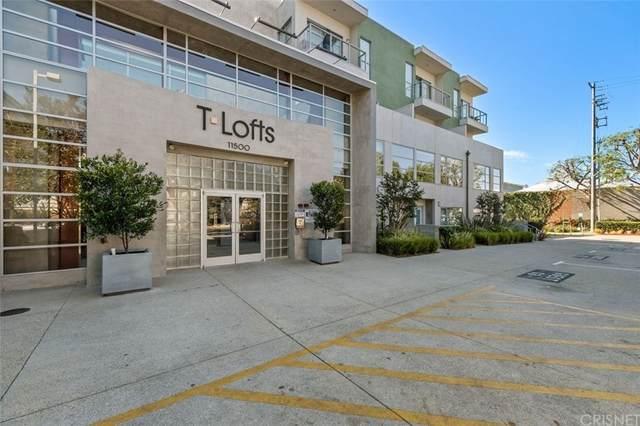 11500 Tennessee Avenue #130, Los Angeles (City), CA 90064 (#SR21225534) :: RE/MAX Empire Properties