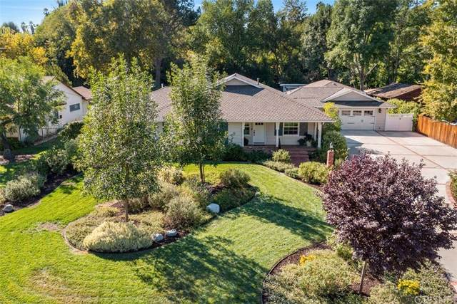 5933 Lubao Avenue, Woodland Hills, CA 91367 (#SR21227644) :: Blake Cory Home Selling Team