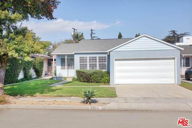 5374 Selmaraine Drive, Culver City, CA 90230 (#21794880) :: Necol Realty Group