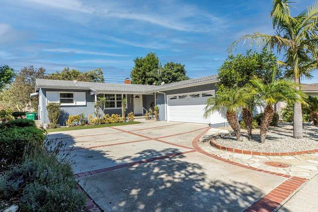 26541 Mazur Drive, Rancho Palos Verdes, CA 90275 (#SB21227632) :: Go Gabby