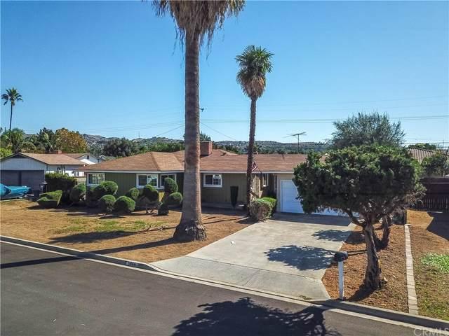 1646 E Thackery Street, West Covina, CA 91791 (#CV21227775) :: Necol Realty Group