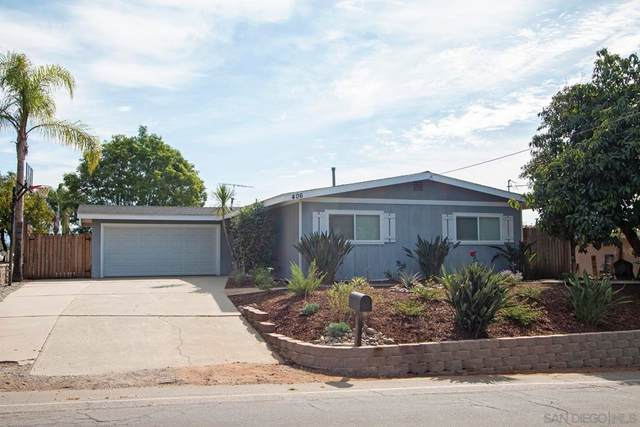 406 Summit Ave, Fallbrook, CA 92028 (#210028791) :: Necol Realty Group