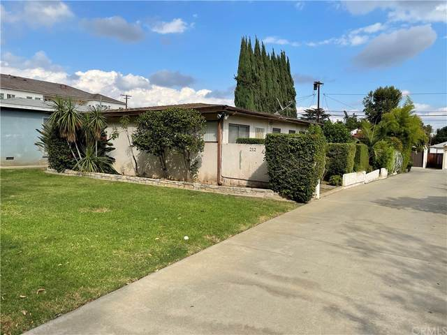 212 N Olive Avenue, Alhambra, CA 91801 (#WS21169852) :: Necol Realty Group