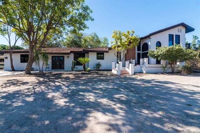 907 Encanada Drive, La Habra Heights, CA 90631 (#PW21220304) :: RE/MAX Empire Properties