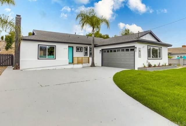 575 Galaxy Drive, Vista, CA 92083 (#NDP2111709) :: RE/MAX Empire Properties