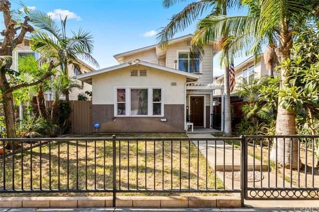 425 S 3rd Street, Montebello, CA 90640 (#CV21227480) :: Necol Realty Group