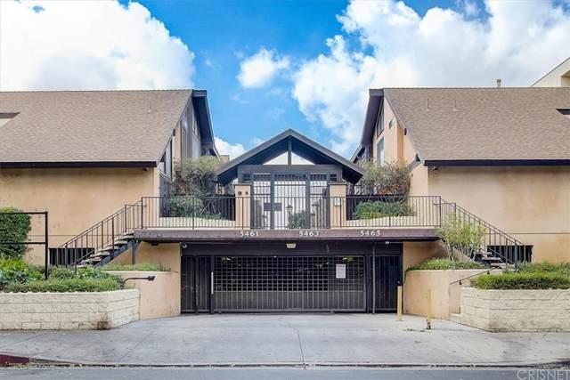 5461 Newcastle Avenue #18, Encino, CA 91316 (#SR21227636) :: The M&M Team Realty