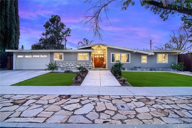 5627 Manton Avenue, Woodland Hills, CA 91367 (#SR21227826) :: The Parsons Team