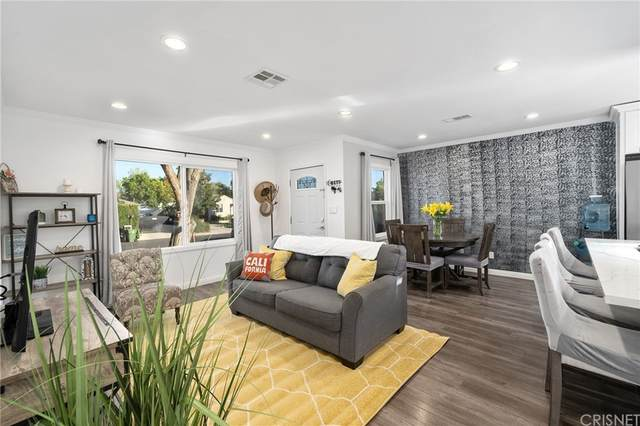 8343 Quartz Avenue, Winnetka, CA 91306 (#SR21227858) :: Blake Cory Home Selling Team