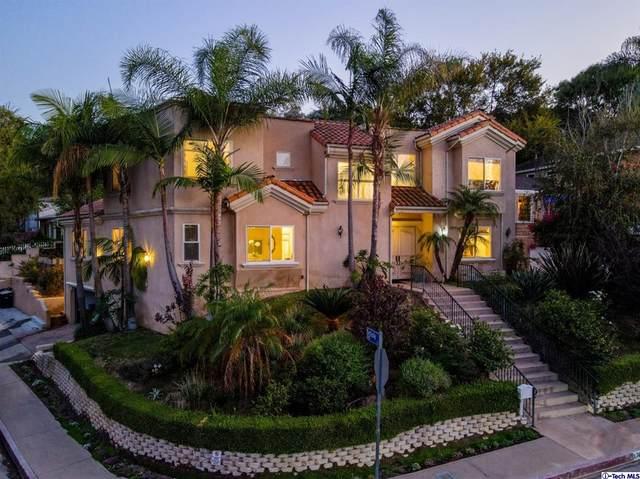 3758 Lankershim Boulevard, Los Angeles (City), CA 90068 (#320007977) :: Necol Realty Group