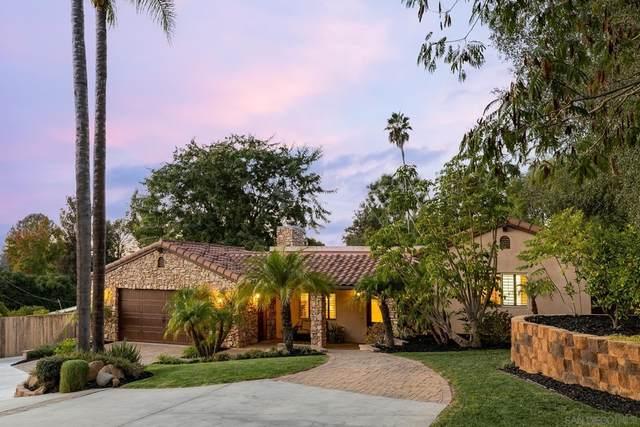 13410 Stone Canyon Rd, Poway, CA 92064 (#210028792) :: Latrice Deluna Homes