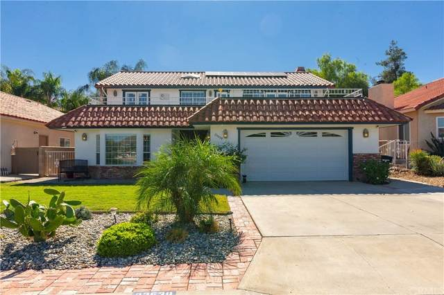 23539 Continental Drive, Canyon Lake, CA 92587 (#SW21227260) :: RE/MAX Empire Properties