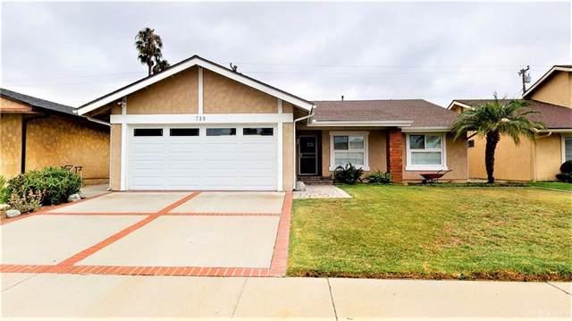 730 Gian Drive, Torrance, CA 90502 (#SB21220218) :: RE/MAX Empire Properties