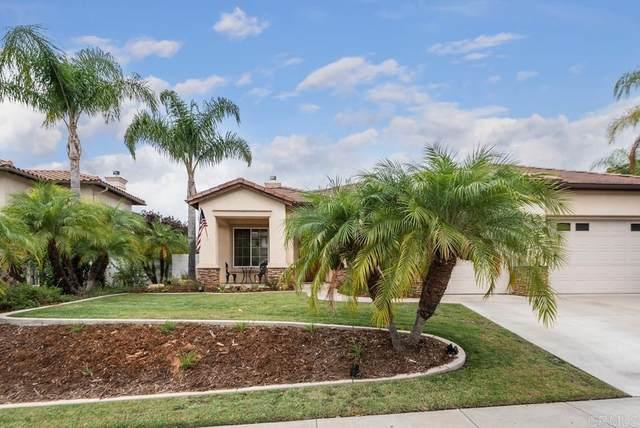 2447 Timber Creek Lane, Escondido, CA 92027 (#NDP2111714) :: Robyn Icenhower & Associates