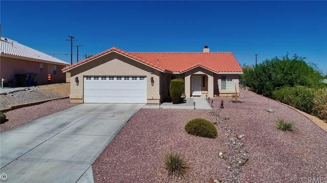 14802 Cool Glen Drive, Helendale, CA 92342 (#SB21203858) :: RE/MAX Empire Properties