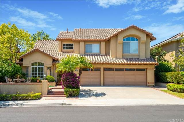 45 Diamond Gate, Aliso Viejo, CA 92656 (#OC21226320) :: Necol Realty Group