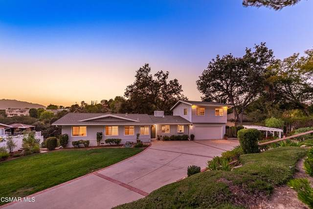5733 Colodny Drive, Agoura Hills, CA 91301 (#221005565) :: Jett Real Estate Group