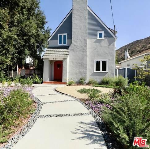 536 Solway Street, Glendale, CA 91206 (MLS #21795162) :: ERA CARLILE Realty Group