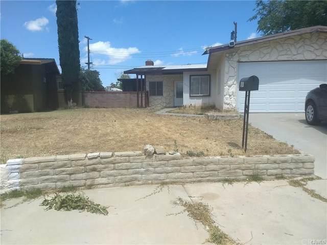 1651 E Avenue Q11, Palmdale, CA 93550 (#AR21226358) :: The Najar Group