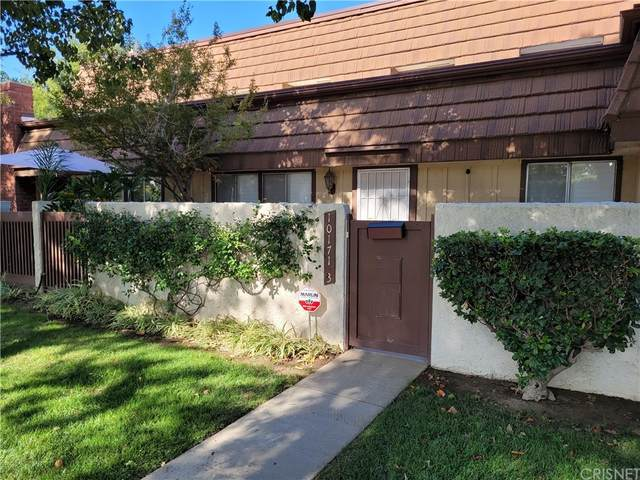 10171 Valley Circle Boulevard #3, Chatsworth, CA 91311 (#SR21227202) :: The M&M Team Realty
