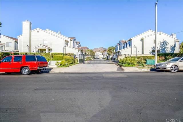 14333 Tyler Street #23, Sylmar, CA 91342 (#SR21224216) :: Necol Realty Group