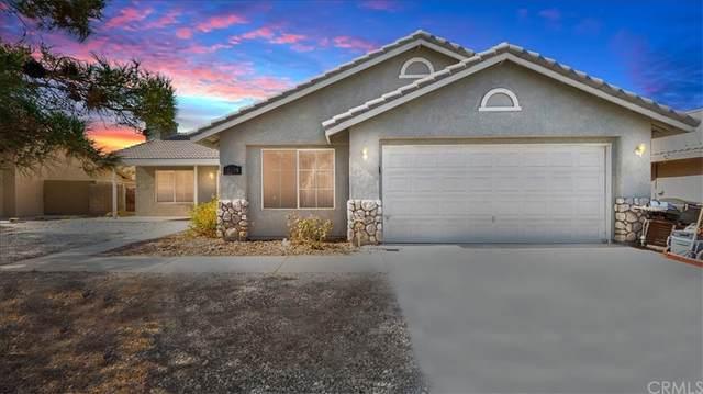 14549 Stone Creek, Hesperia, CA 92344 (#CV21227487) :: Necol Realty Group